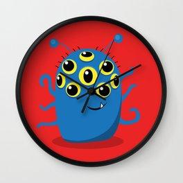 Give me a hug! Wall Clock