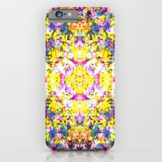 Flower Bomb iPhone 6s Slim Case
