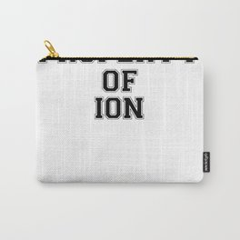 Property of ION Carry-All Pouch
