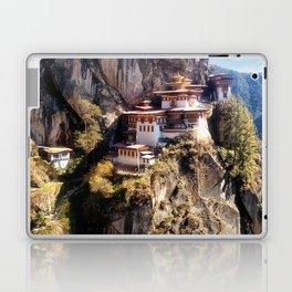 Taktshang Goemba - Tiger's Nest Monastery Laptop & iPad Skin