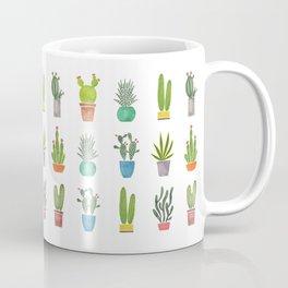 Mini Cactus Garden Coffee Mug
