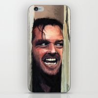fear iPhone & iPod Skins featuring Fear. by Emiliano Morciano (Ateyo)
