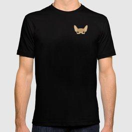 Pocket Chihuahua - Tan T-shirt