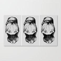 Iconic Canvas Print