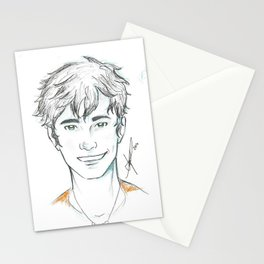 Percy Jackson Stationery Cards