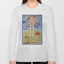 May you always have a shell in your pocket Long Sleeve T-shirt