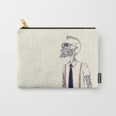 The Gentleman becomes a Hipster  Carry-All Pouch