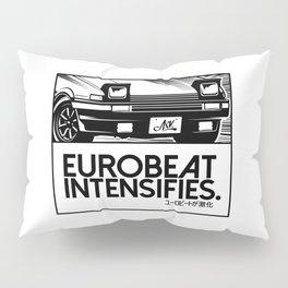 Eurobeat Intensifies V1 Pillow Sham