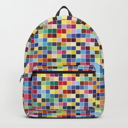 Pantone Color Palette - Pattern Backpack