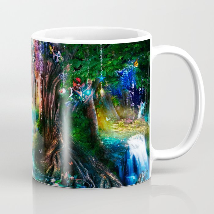 The Butterfly Ball Coffee Mug