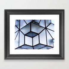 Actually a Streetlamp Framed Art Print
