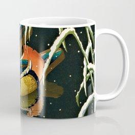 Mandarin Duck - Digital Remastered Edition Coffee Mug