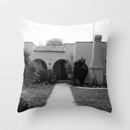 1084 O'BRIEN COURT, LOOKING EAST Throw Pillow