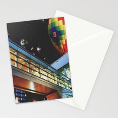 Dream with your eyes open Stationery Cards