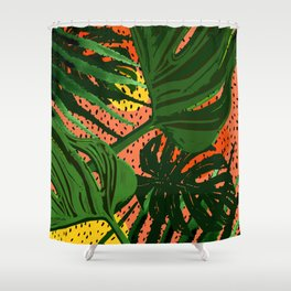 Jungle Dreamer Shower Curtain