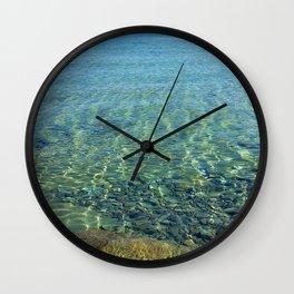 Georgian Bay 2 Wall Clock