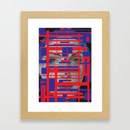 LOST MIND Framed Art Print