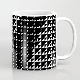 Beautifully Emergence Letter V Coffee Mug