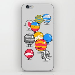The Lost Marbles iPhone Skin