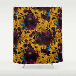Vintage & Shabby Chic - Night Affaire II Shower Curtain