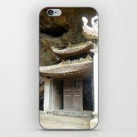 vietnam iPhone & iPod Skins featuring Vietnam Mountainside by Lili Lash-Rosenberg