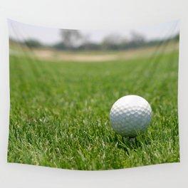 Golf Ball Wall Tapestry