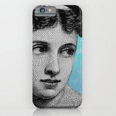 Seductress Blue iPhone 6s Slim Case