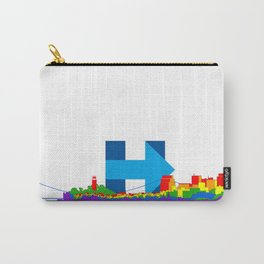 Pride City for Hillary Carry-All Pouch