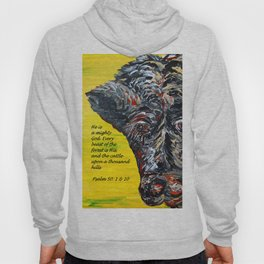 The Cattle on a Thousand Hills Hoody
