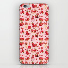 Foxberry Treats iPhone Skin
