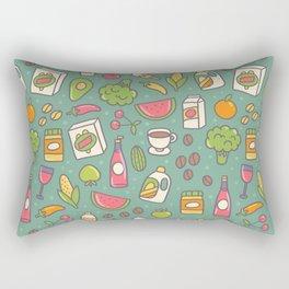 Shopping Rectangular Pillow