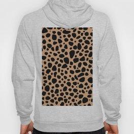 Wild leopard animal pattern  Hoody