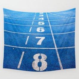 Athletics Wall Tapestry