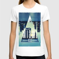 miami T-shirts featuring MIAMI by Kami