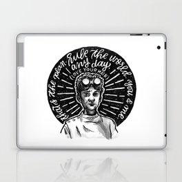 PhD In Horribleness Laptop & iPad Skin