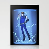 vocaloid Stationery Cards featuring VOCALOID Jay by Witchy