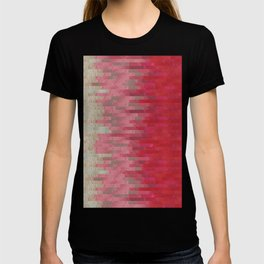 We may bleed the same, but that's it. T-shirt
