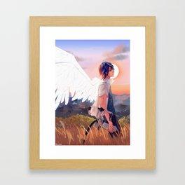 Manami Framed Art Print