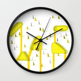 La Haine Wall Clock