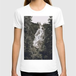 Waterfall III / Canada T-shirt