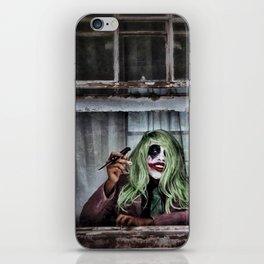 Joker Cosplay 4 iPhone Skin