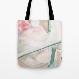 Watermelon Universe Tote Bag