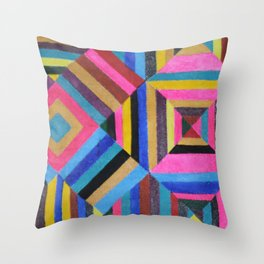 Stereomood Throw Pillow