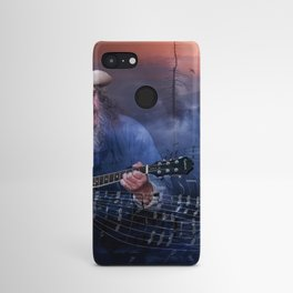 Folk Music In The Hills Android Case