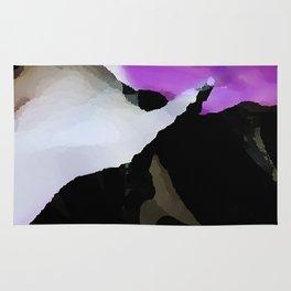 Digital Abstraction 014 Rug