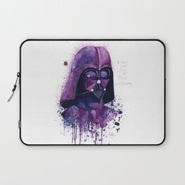 I find your lack of face disturbing Laptop Sleeve