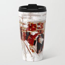 Fast Drumming Travel Mug