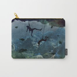 Climb and swim Carry-All Pouch