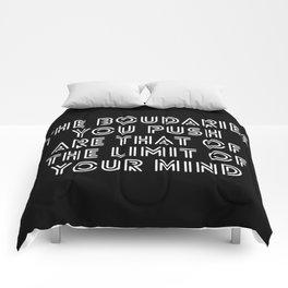 Boundaries Comforters