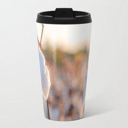 Cotton Field 14 Travel Mug